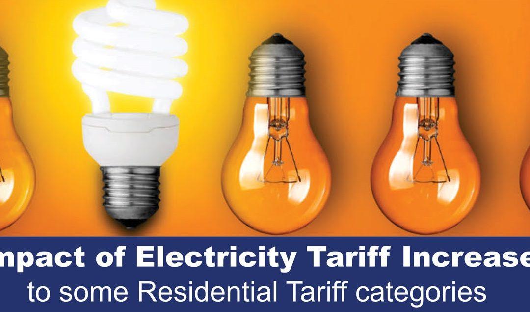 Eletricity Increase Impact